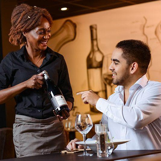 Restaurant La brasserie - Hotel Mercure Lyon Est à Chaponnay
